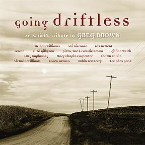 [Going Driftless album cover]