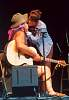 Greg Brown and Shawn Colvin